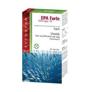 Fytostar EPA Forte Omega-3 60 St Capsulas de accion retardada