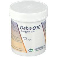 Deba Coenzyme Q10 30Mg 180  kapseln