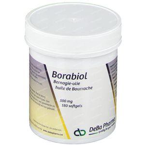 Deba Borabiol 500Mg 180 capsules