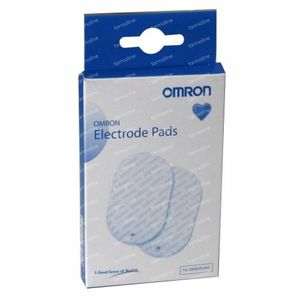 Omron Tens Electrode Pads For E1/E3 2 pieces