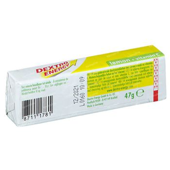 Dextro Energy Citron Sticks 14 pièces