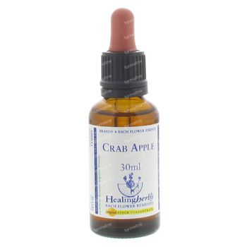 Healing Herbs Crab Apple 30 ml