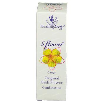 Healing Herbs 5 Flowers Remedy 10 ml
