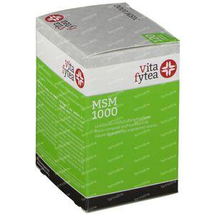 MSM 1000 120 tabletten