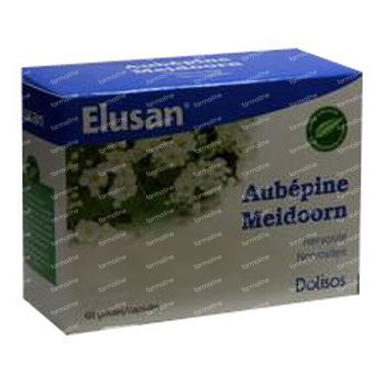 Elusanes Aubépine 60 capsules