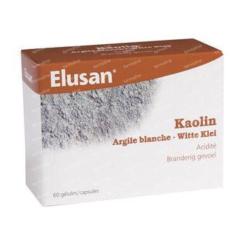 Elusanes Kaolin 60 comprimés