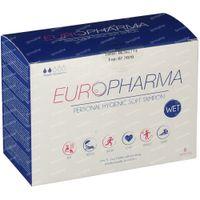 Europharma Tampon Glijmiddel 6 st