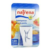 Natrena  Zakdispenser 100  tabletten