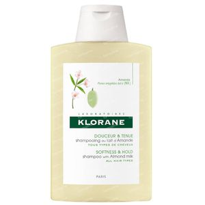 Klorane Volume Shampoo With Almond Milk 200 ml