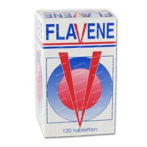 Flavene Aderspat Speen 120 tabletten