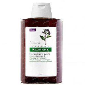 Klorane Fortifying Shampoo With Quinine And Vitamins B 200 ml