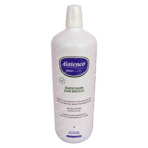 Galenco Body Mousse De Bain 1 L