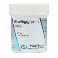 Deba Pharma Vitamine B-15 (DMG) 125mg 100  kapseln