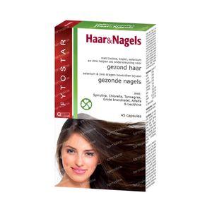 Fytostar Hair-Nails 45 St Capsule