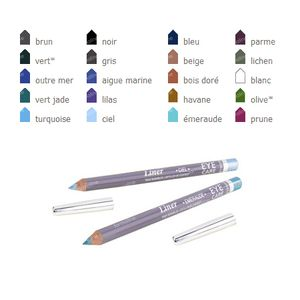 Eye Care Liner Black 701 1 stuk