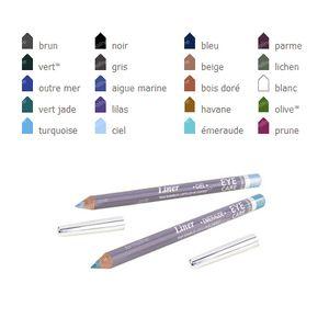 Eye Care Liner Crayon Contour Des Yeux Noir 701 1 pièce