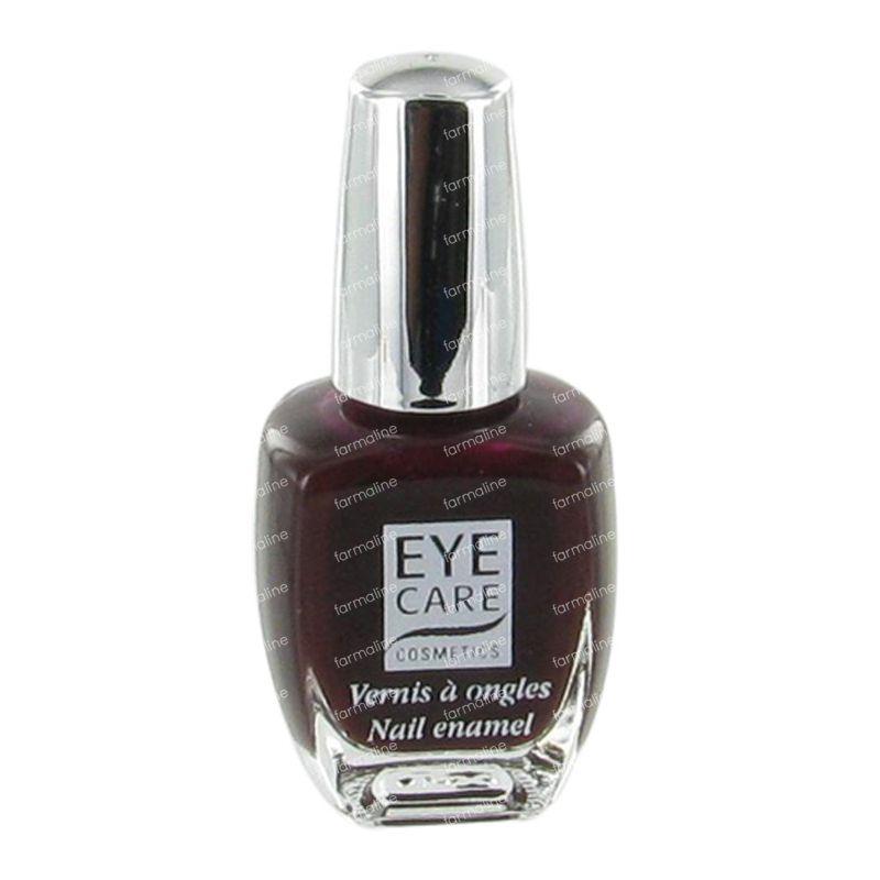 Eye Care Vernis a Ongles Rouge Sombre 5 ml - Vente en ligne!