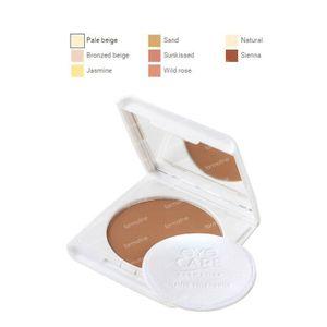 Eye Care Poudre Compact Beige Doré 7 8 g