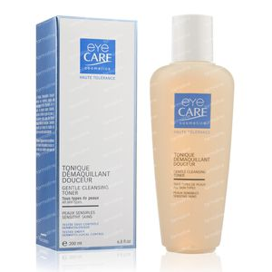 Eye Care Demaquillant Soft Tonic 200 ml