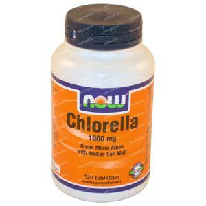 Chlorella-DBA 1000mg 120 comprimés