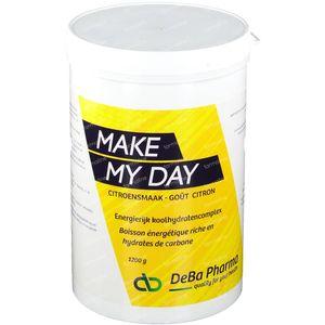 Deba Make My Day Citroen 1200 g