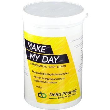 Deba Make My Day Citron 1200 g