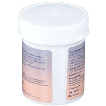 Deba L-Lysine Forte 500mg 60 capsules