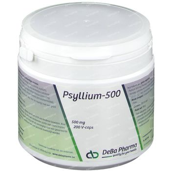 Deba Psyllium 200 capsules