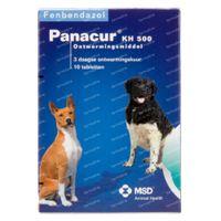 Panacur 500mg Chien 10  comprimés