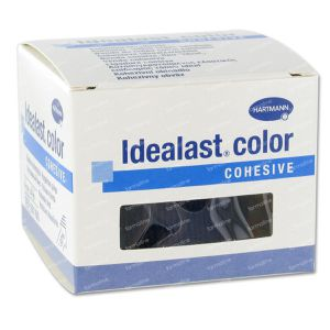 Hartmann Idealast Color Cohesive Blue 4cm x 4m (9311801) 1 item