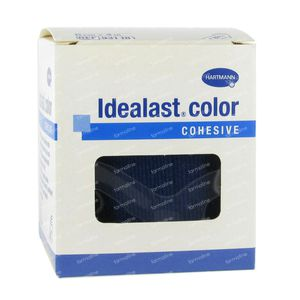 Hartmann Idealast Color Cohesive Blue 6cm x 4m (9311811) 1 item