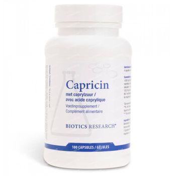 Biotics Capricin 100 capsules
