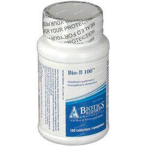 Bio B 100 180 tabletten