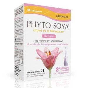 Phyto Soya Vaginal Gel 40 ml unidosis