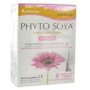 Phyto Soya Vaginal Gel 40 ml unidose