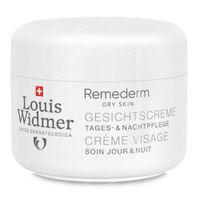 Louis Widmer Remederm Gezichtscrème Zonder Parfum 50 ml