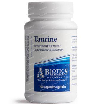 Biotics Taurine 100 kapseln
