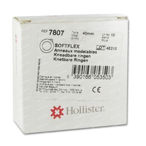 Hollister Softflex Rings 40Mm 10 pièces