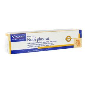 Virbac Nutri Plus Cat Tube 70,90 g