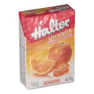 Halter Bonbon Sinaas Suikervrij 40 g