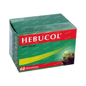 Hebucol 60 dragees
