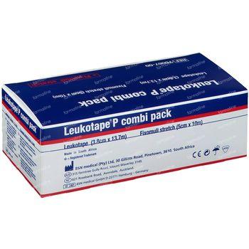 Leukotape P Combi Pack Taping Kit 1 pièce