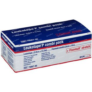 Leukotape P Combi Pack Taping Kit 1 stuk