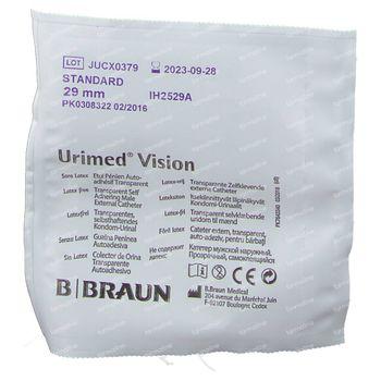 Biotrol Urimed Vision Stand 29Mm 30 pièces