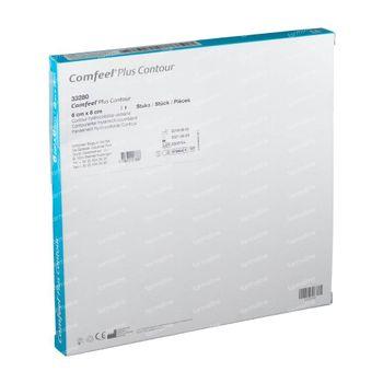 Comfeel Plus Contour 6x8 cm 5 stuks