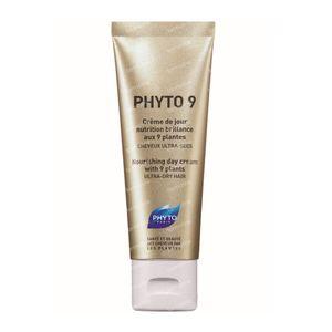 Phyto 9 Dagcrème Zeer Droog Haar 50 ml