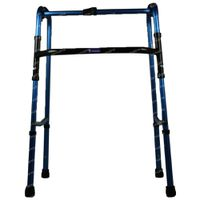 Homecare Déambulateur Pliable Bleu W2300003002 1 st