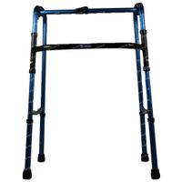 Homecare Looprek Opvouwbaar Blauw W2300003002 1 st
