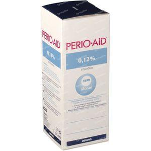 Perio-Aid Bain de Bouche 0,12% 500 ml