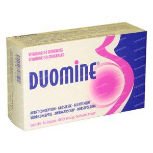 Duomine 84 capsules